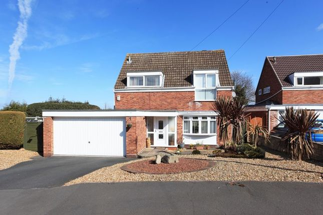 Thumbnail Detached house for sale in 46 Hampton Hill, Wellington, Telford