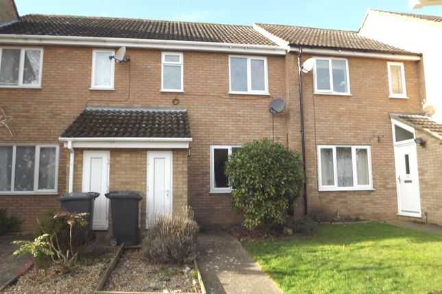 2 bed terraced house for sale in Burdetts Court, Potton