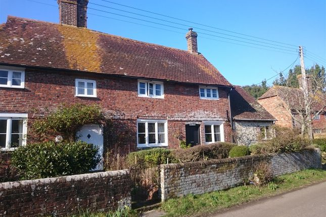 Thumbnail Semi-detached house for sale in The Street, Selmeston, Polegate