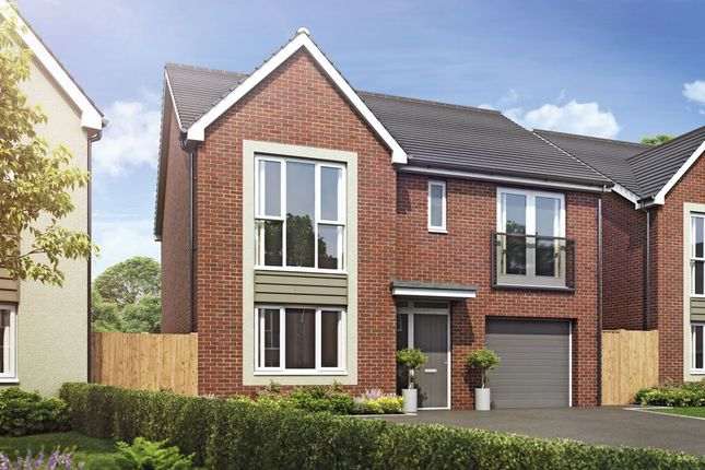 Thumbnail Detached house for sale in Plot 6 The Clermont Weogoran Park, Worcester