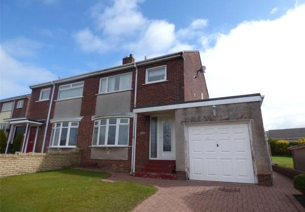 Thumbnail Semi-detached house for sale in Crowgarth Close, Cleator Moor, Cumbria