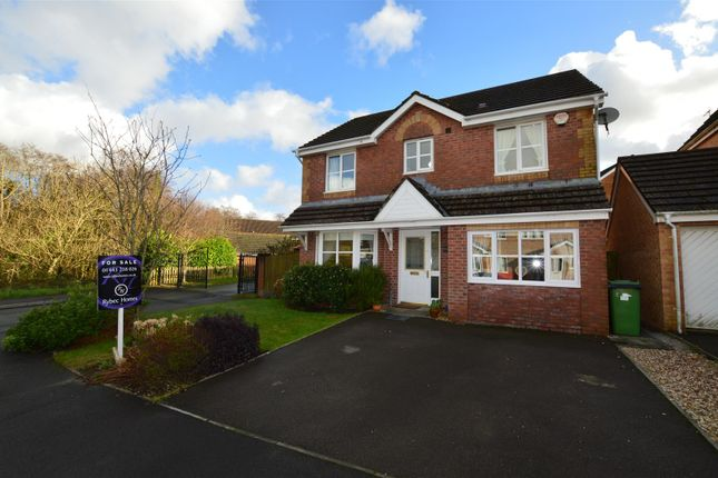 4 bed detached house for sale in Swn Y Nant, Terry's Way, Llanharan, Pontyclun