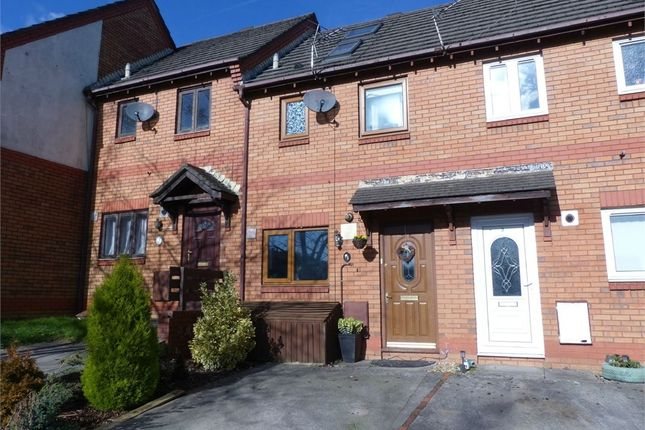 Thumbnail Terraced house for sale in St Nons Close, Brackla, Bridgend, Mid Glamorgan