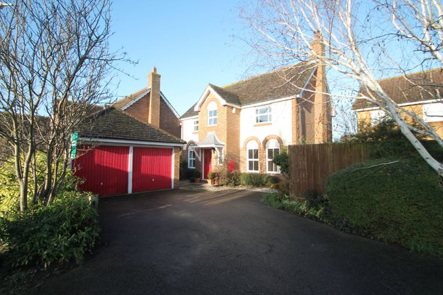 4 bed detached house for sale in Swan Close, Aylesbury