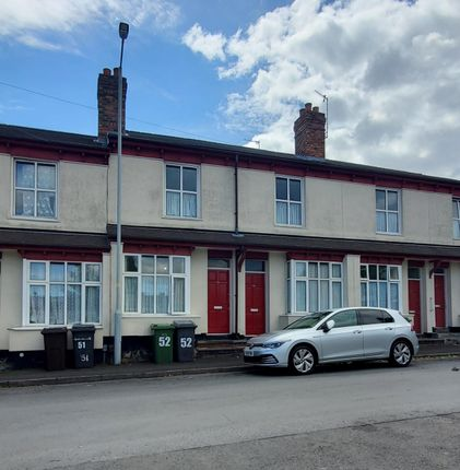 Thumbnail Terraced house to rent in Granville Street, Wolverhampton