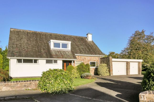 Thumbnail Detached house for sale in Beaumanor Gardens, Woodhouse, Loughborough