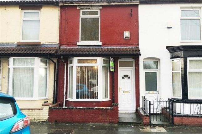 Thumbnail Property to rent in Longfield Road, Litherland, Liverpool