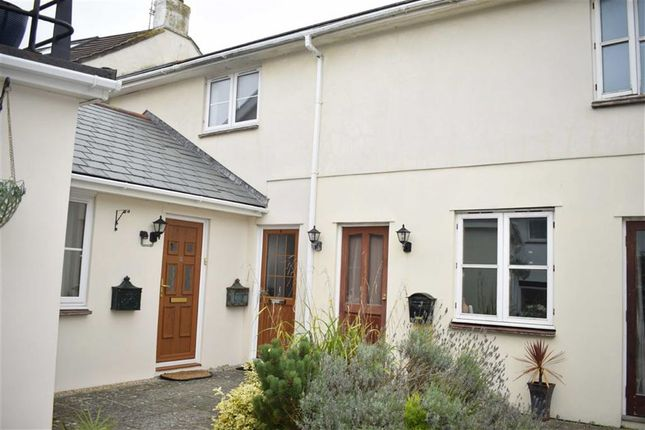 Thumbnail Terraced house to rent in Charlotte Mews, Bude, Cornwall