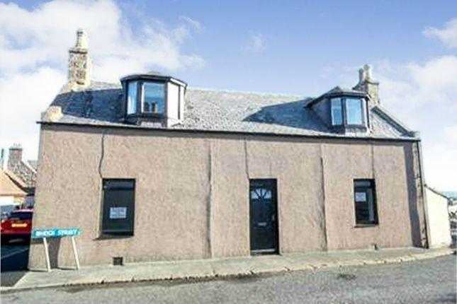 Thumbnail Cottage for sale in Bridge Street, Boddam, Peterhead, Aberdeenshire