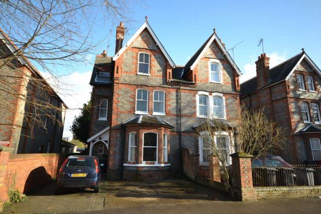 Thumbnail Flat to rent in Alexandra Road, Reading