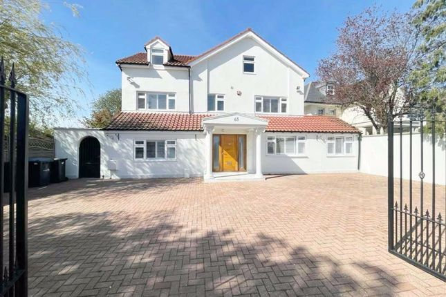 Thumbnail Detached house to rent in Camlet Way, Barnet