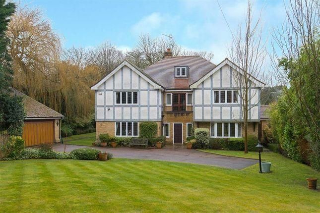 Thumbnail Detached house for sale in Barnet Lane, Totteridge, London