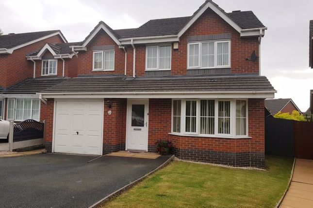 4 bed detached house to rent in Woodside Road, Ketley, Telford TF1