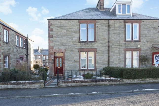 Thumbnail Flat for sale in Cranston Street, Penicuik