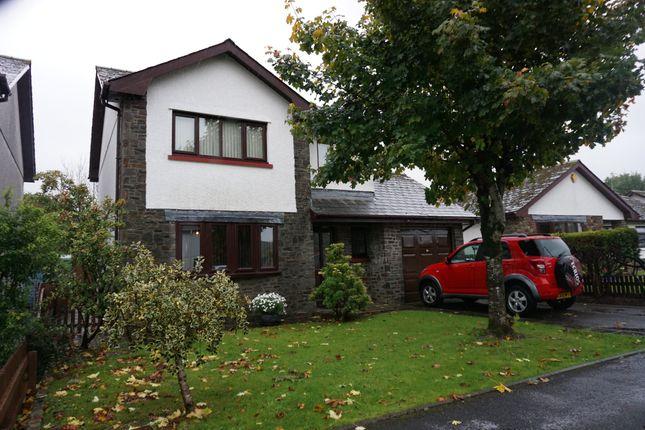Thumbnail Detached house for sale in Parc Cawdor, Ffairfach, Llandeilo