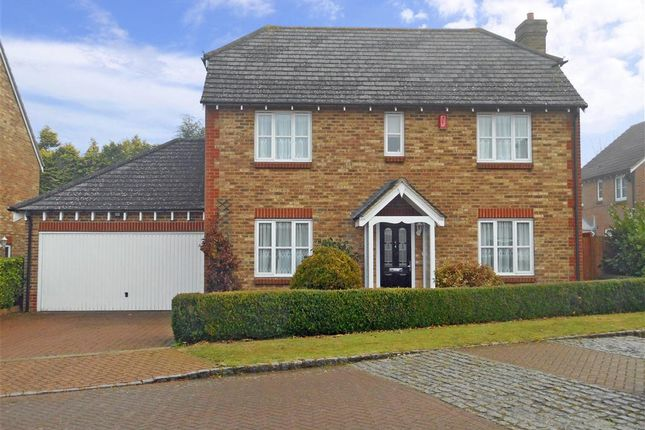Thumbnail Detached house for sale in Carmans Close, Loose, Maidstone, Kent