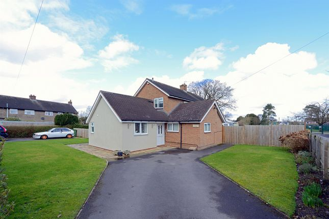 Thumbnail Detached house for sale in The Crescent, Bomere Heath, Shrewsbury