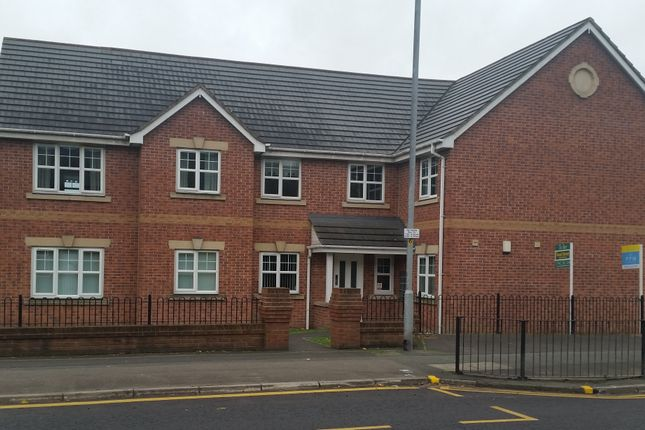 Thumbnail Flat to rent in Leigh Road, Hindley Green