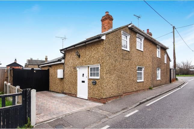 Thumbnail Semi-detached house for sale in Burnham Road, Althorne, Essex