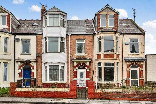 Thumbnail Flat to rent in Waterloo Road, Blyth