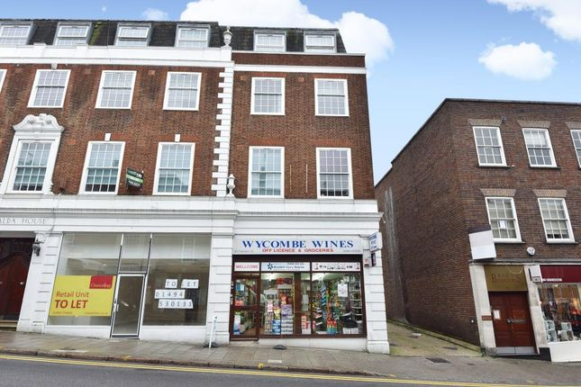 Thumbnail Retail premises to let in Crendon Street, High Wycombe