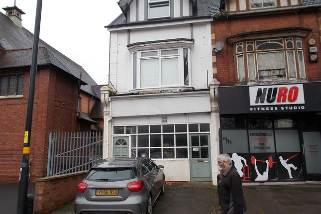 Thumbnail Terraced house for sale in Yardley Road, Acocks Green