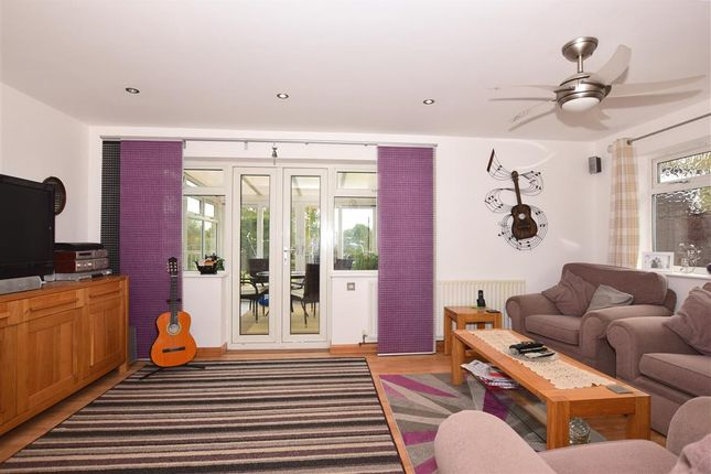 Thumbnail Detached bungalow for sale in First Avenue, Northfleet, Gravesend, Kent