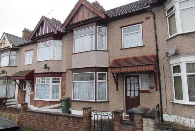 Thumbnail Terraced house to rent in Farrance Road, Chadwell Heath, Romford
