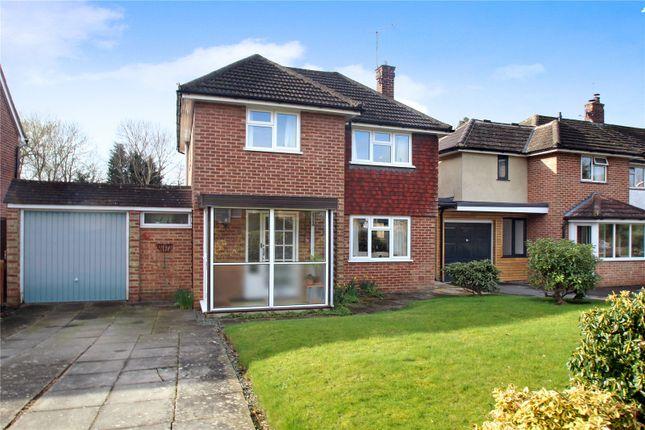 Thumbnail Property for sale in Ridge Way, Edenbridge