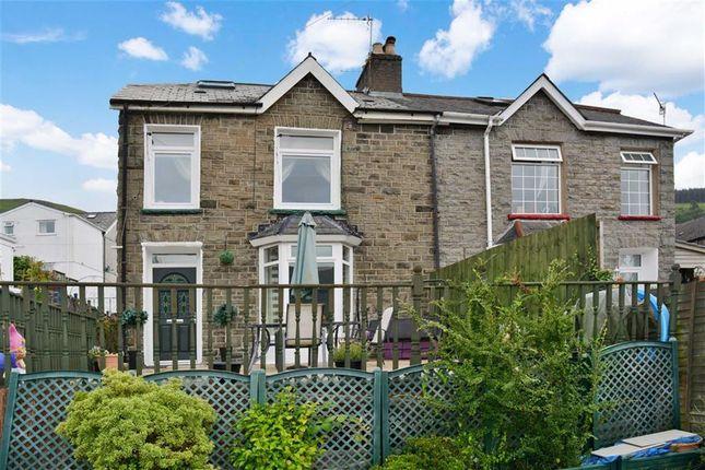 Thumbnail Semi-detached house for sale in Allen Street, Mountain Ash, Rhondda Cynon Taf