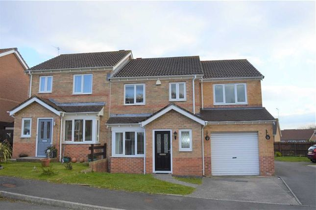 Thumbnail Semi-detached house for sale in Plas Gwernen, Pencoedtre Village, Barry