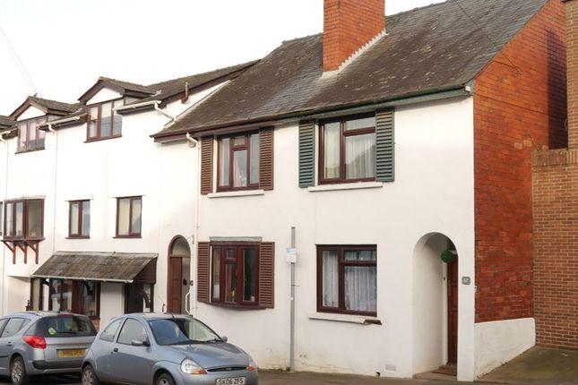 Thumbnail Terraced house for sale in Edde Cross Street, Ross-On-Wye