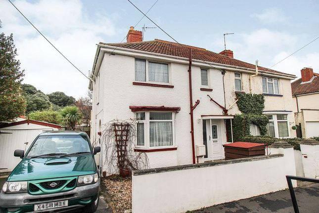 Thumbnail Flat to rent in Knowles Road, Clevedon