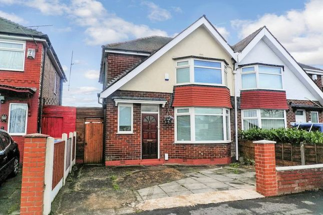 Thumbnail Semi-detached house to rent in East Lancashire Road, Swinton, Manchester