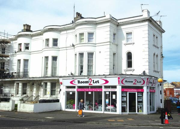Thumbnail Block of flats for sale in Seaside, Eastbourne