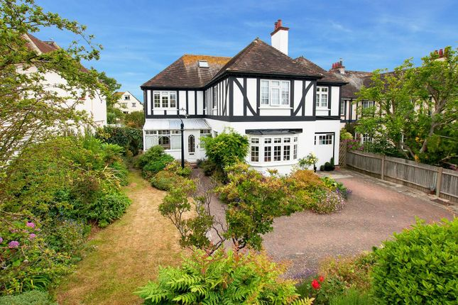 Thumbnail Detached house for sale in Herdson Road, Folkestone