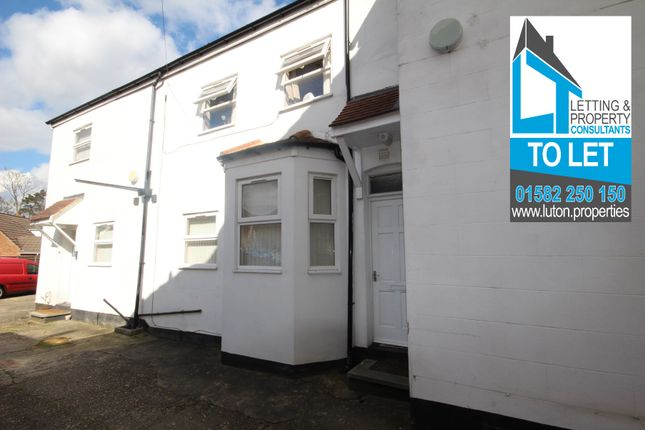 Thumbnail Studio to rent in Clarendon Road, Luton, Bedfordshire