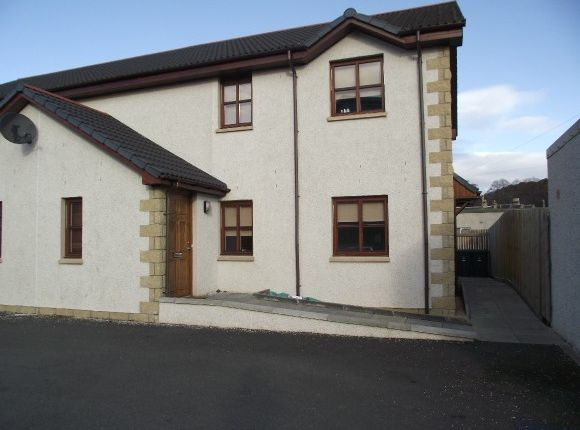 Thumbnail Flat to rent in Cumming Street, Forres