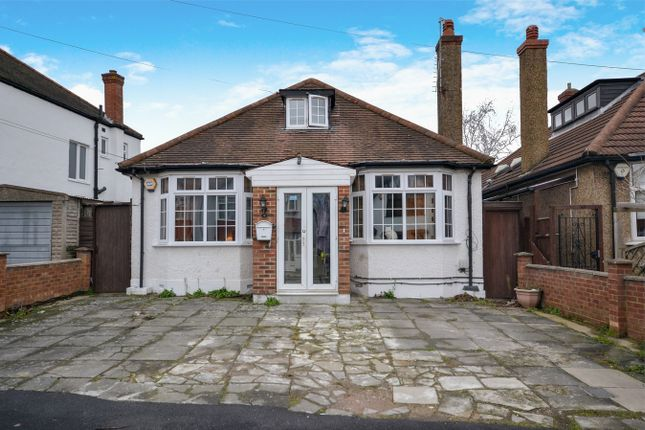 Thumbnail Detached bungalow for sale in Stilecroft Gardens, North Wembley, Middlesex