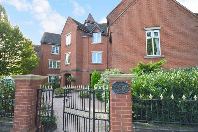 Thumbnail Flat for sale in Scholars Court, Stratford-Upon-Avon