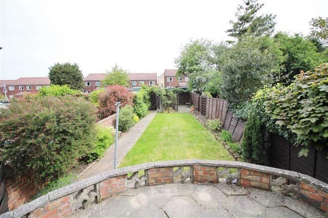 Rear Garden of Ashley Grove, Aston, Sheffield S26