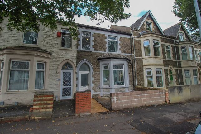 External (2) of Cathays Terrace, Cathays, Cardiff CF24