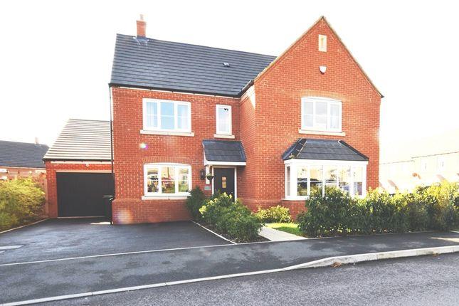 Thumbnail Detached house for sale in Plough Lane, Shefford, Bedfordshire