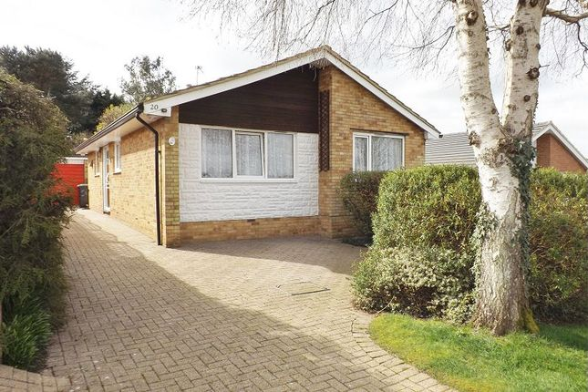Thumbnail Bungalow for sale in Sovereign Lane, Waterlooville, Hampshire