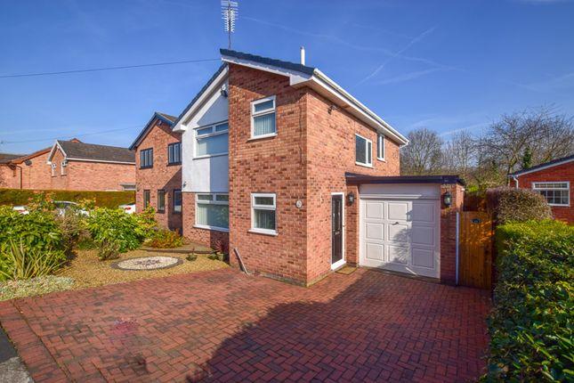 Thumbnail Detached house for sale in Fairways Drive, Little Sutton