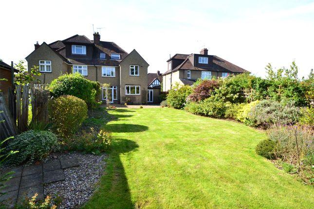 Thumbnail Semi-detached house to rent in Berceau Walk, Watford
