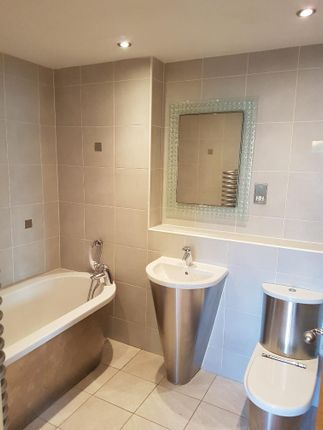 Bathroom of Altolusso, Bute Terrace, Cardiff CF10