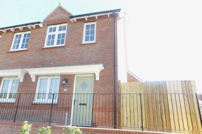 Thumbnail End terrace house to rent in Bray Road, Holsworthy