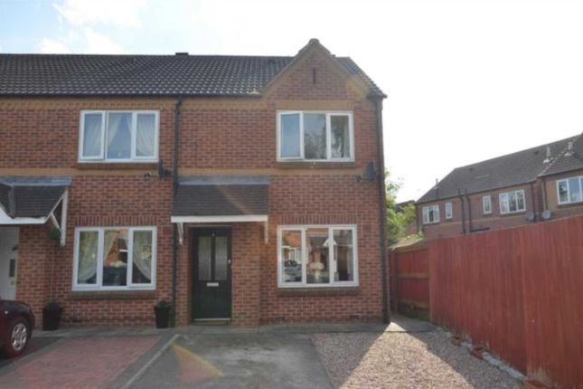 Thumbnail Semi-detached house to rent in Wintergreen Drive, Littleover, Derby