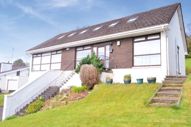 Thumbnail Detached house for sale in Springkell Avenue, Pollokshields, Glasgow